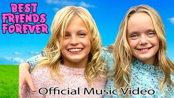 Best Friends Forever, Official Music Video by Jazzy Skye