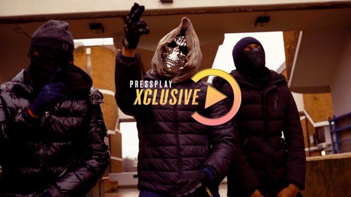 #Block6 M6 Devil x King Kobaa - Blockas (Music Video) |
