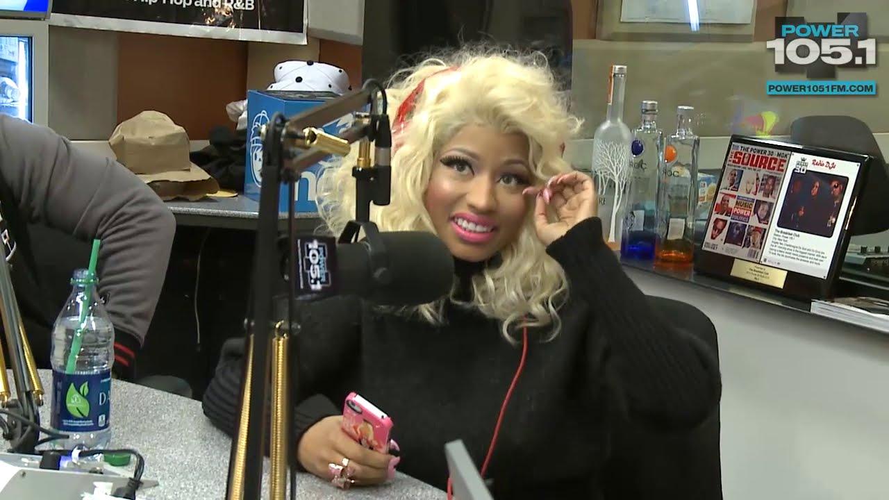 Breakfast Club Classic: Nicki Minaj Interview 2012