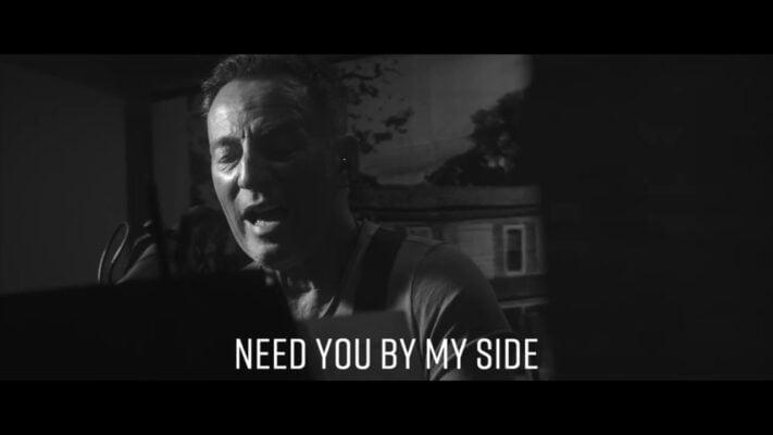 Bruce Springsteen - Ghosts (Lyric Video)