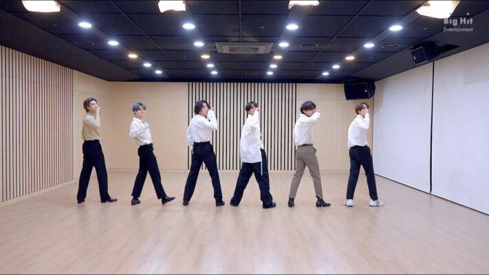 [CHOREOGRAPHY] BTS (방탄소년단) 2020 MMA 'Dynamite' Dance