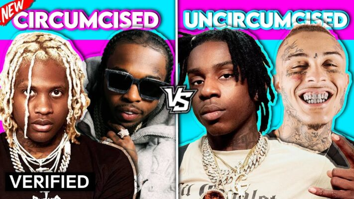 CIRCUMCISED RAPPERS vs. UNCIRCUMCISED RAPPERS!