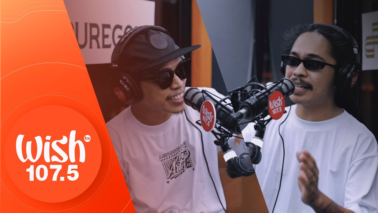 """CLR and Omar Baliw perform """"K&B II"""" LIVE on"""