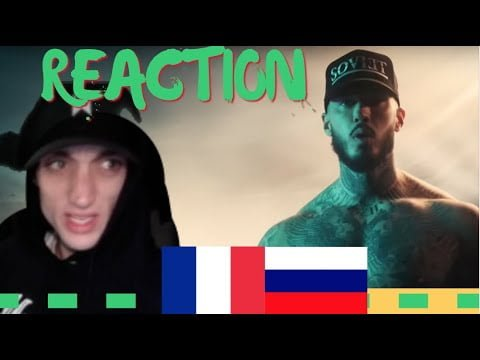 Canadian Rapper reacts to FRENCH RUSSIAN RAP MUSIC |