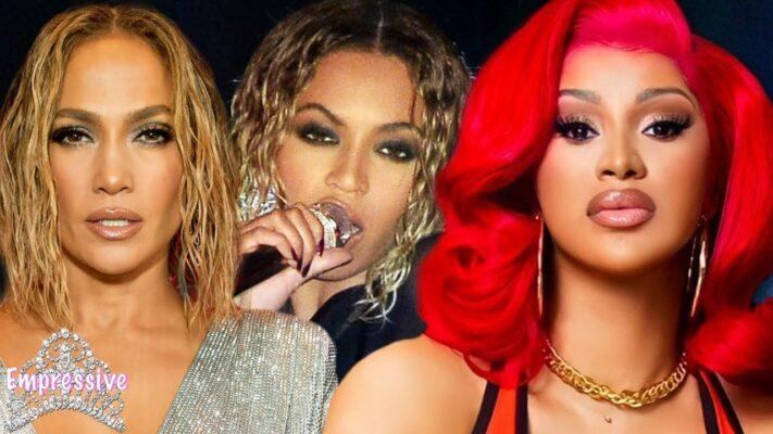 Cardi B accused of buying her grammy | J LO copies Beyonce?