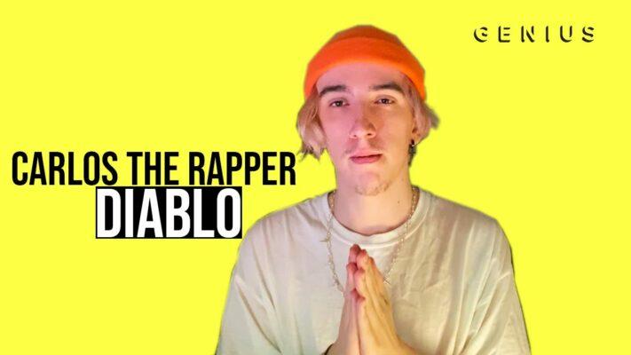 "Carlos the Rapper ""Diablo"" Official Lyrics &"