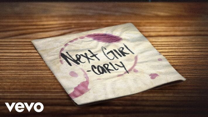 Carly Pearce - Next Girl (Lyric Video)