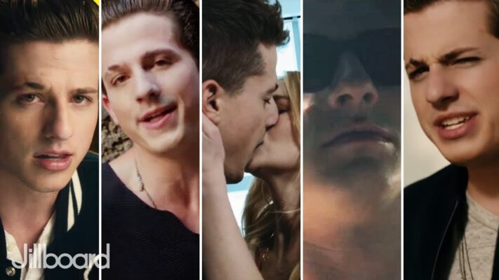 Charlie Puth - Most Viewed Music Videos (July 2020)