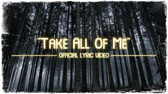 "Christian Rap | David Robledo - ""Take All Of Me"""