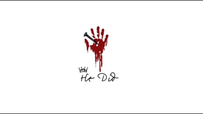 """Christian Rap - James Todd - """"He Did"""" Official"""