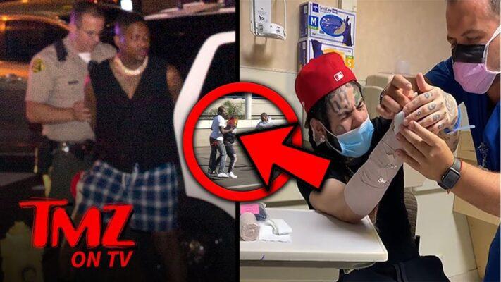 Craziest Rapper Fights (YG, Nipsey, DaBaby, NBA Youngboy,