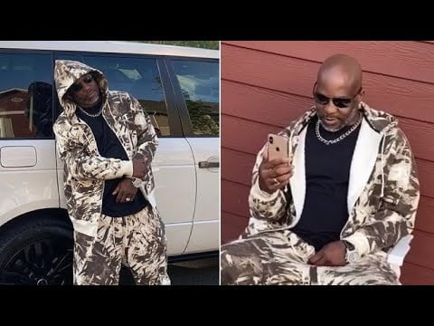DMX Shooting New Music Video In Texas 'New Album Will Be Out