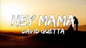 David Guetta - Hey Mama (Lyrics) ft.Nicki Minaj, Bebe Rexha