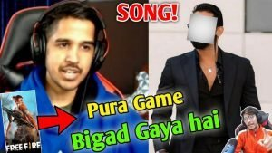 Desi Gamer ANGRY on Free Fire! - WHY?   Pahadi Gaming Quits