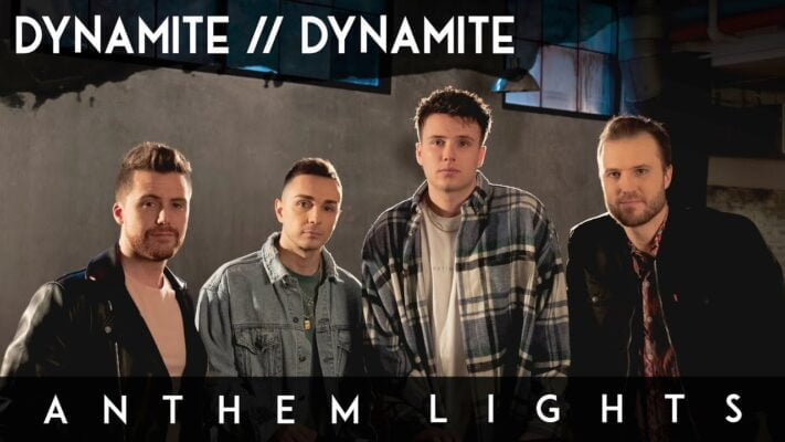 Dynamite / Dynamite – BTS & Taio Cruz (Anthem Lights