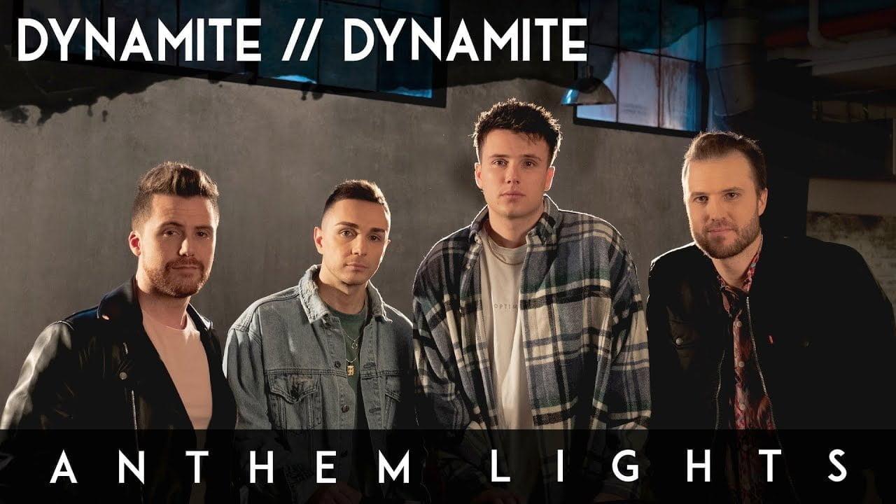 Dynamite / Dynamite – BTS & Taio Cruz (Anthem Lights
