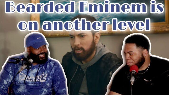 Eminem - GNAT (Dir. by @_ColeBennett_) (Reaction)