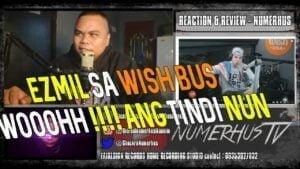 "Ez Mil performs ""Panalo"" LIVE on the Wish USA Bus"