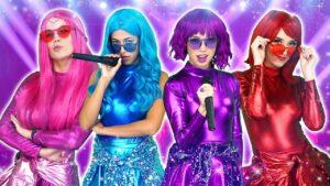 FEEL ME (MUSIC VIDEO) THE SUPER POPS RAP BATTLE SONG &
