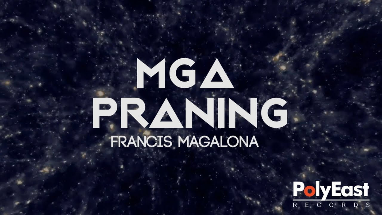 Francis Magalona - Mga Praning (Official Lyric Video)