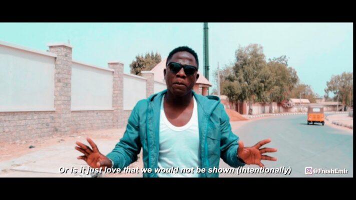 Fresh Emir - A Yau Episode 13 (Music Industry) Aku Mai Bakin