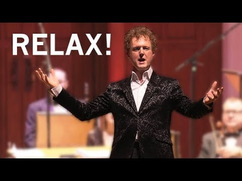 Funniest RELAXING MUSIC ever! - comedy classical music LIVE
