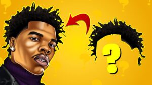 GUESS THE RAPPER BY HIS HAIR QUIZ 2021   HARD CHALLENGE  