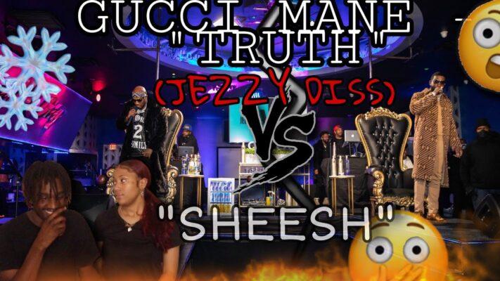 """Gucci Mane """"Truth"""" Jezzy Diss REACTION (VERZUS)"""