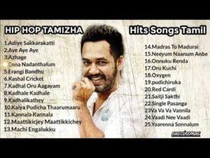 Hip Hop Tamizha | JukeBox | Movie Hits | Tamil Hits  | Hip