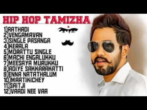 Hiphop tamizha songs || jukebox || tamil songs