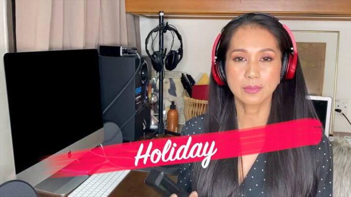 Holiday - Little Mix, cover by Haidee