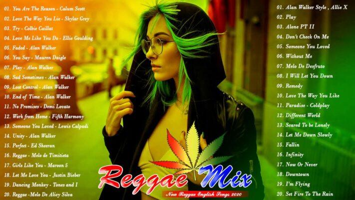 Hot 40 Reggae Music 2020 - New Reggae Remix Songs 2020 -