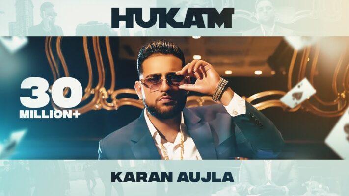 Hukam (Full Video) Karan Aujla I Latest Punjabi Songs 2021 I