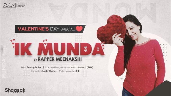 IK MUNDA| Valentine Song 2021| Latest love song 2020| Rapper
