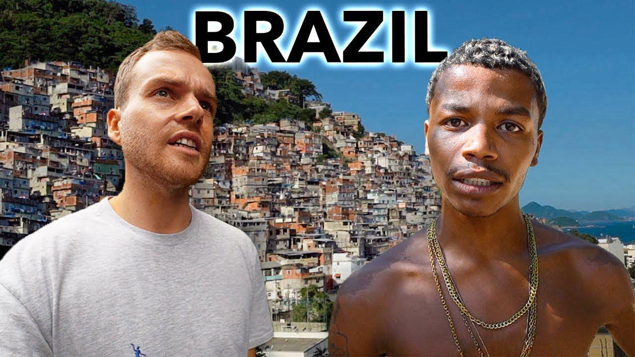 Inside Brazil's Most Dangerous Neighborhood (Extreme