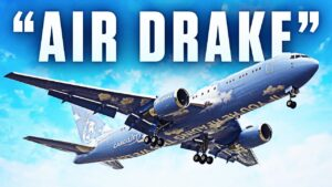 Inside Drake's $220 Million Private Jet