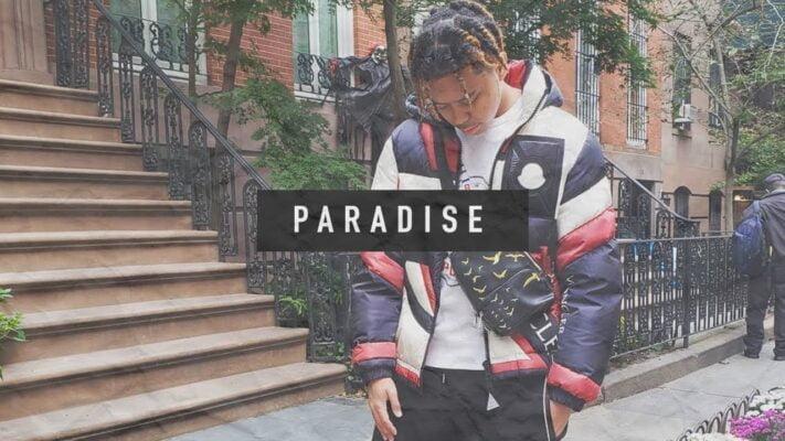 "J Cole x Cordae type beat ""Paradise"" 2020"