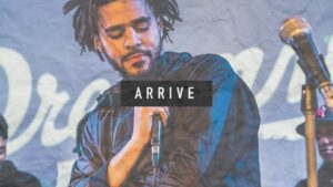 "J Cole x Kanye West soulful type beat ""Arrive"""