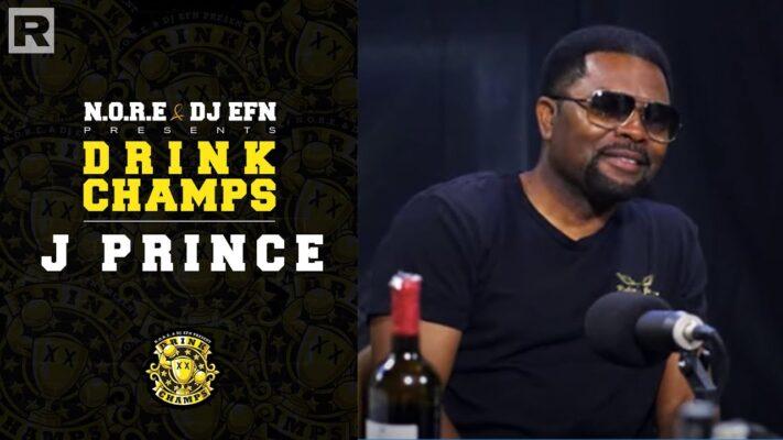 J Prince Talks Drake & Pusha T, NBA Youngboy, Rap-A-Lot