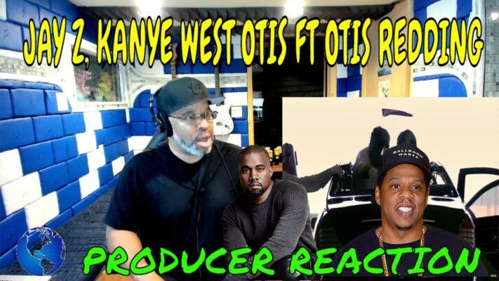 JAY Z, Kanye West   Otis ft  Otis Redding - Producer