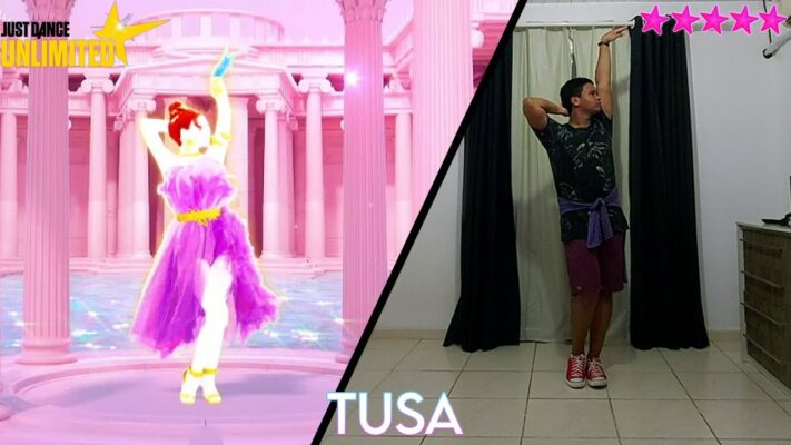 Just Dance Unlimited   Tusa by Karol G & Nicki Minaj  