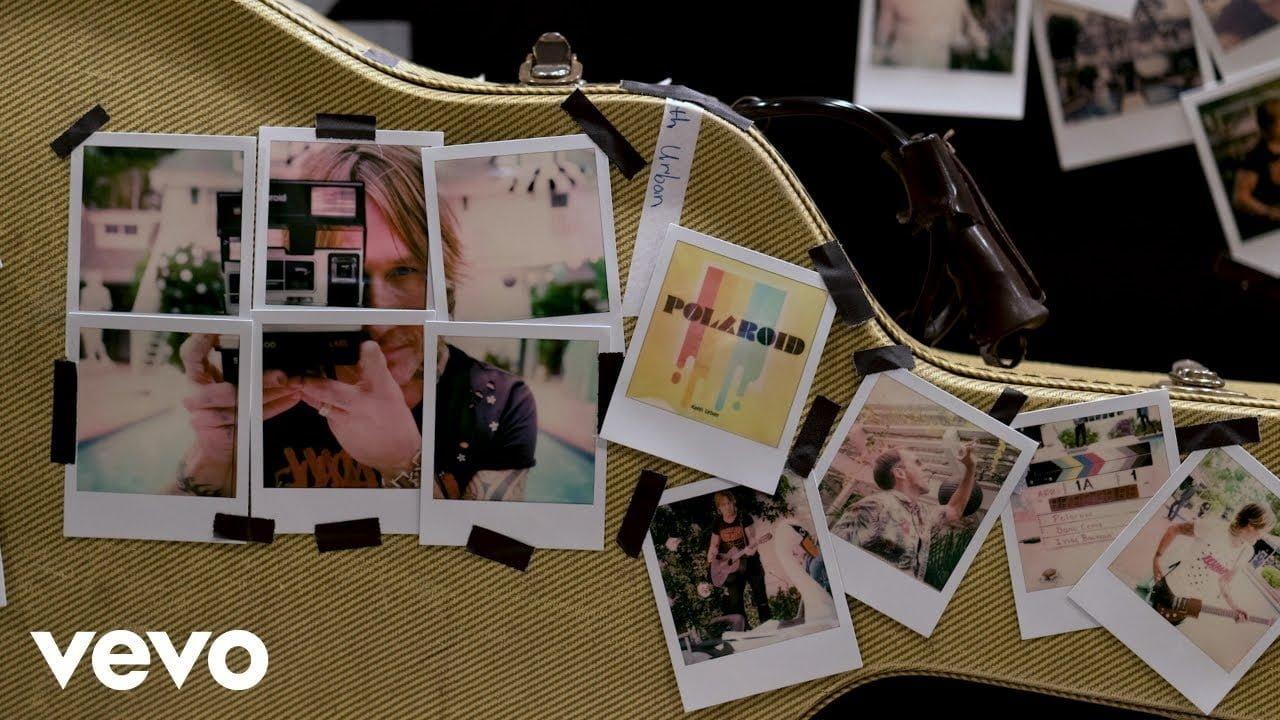 "Keith Urban - Behind the Music Video: ""Polaroid"""