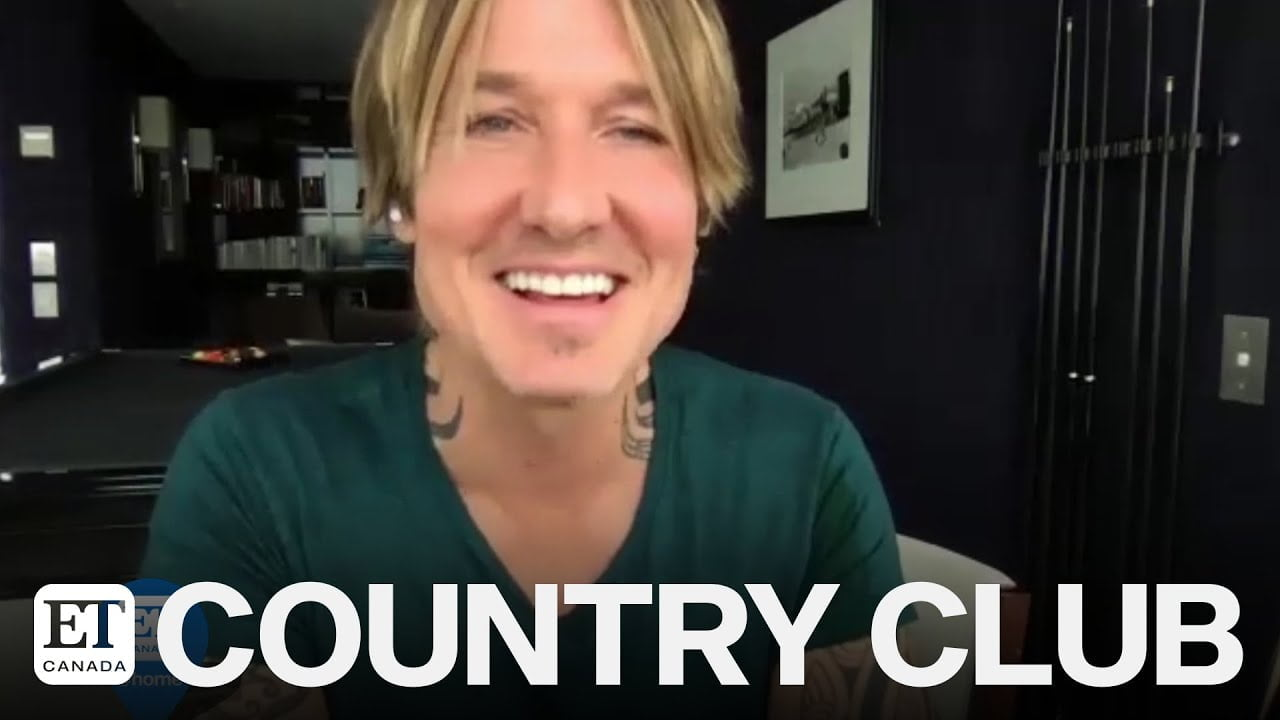 Keith Urban Teases His 'Astounding' Collaboration