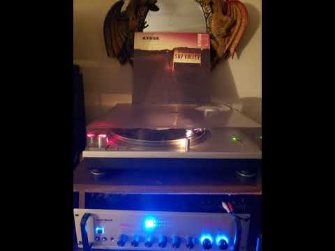 Kyuss - Odyssey/Conan Troutman/N.O./Whitewater (VINYL RIP)