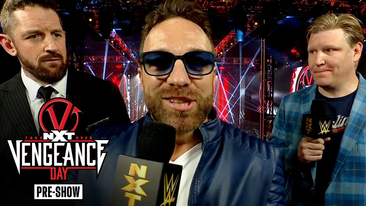 LA Knight crashes into NXT Universe: NXT TakeOver: Vengeance