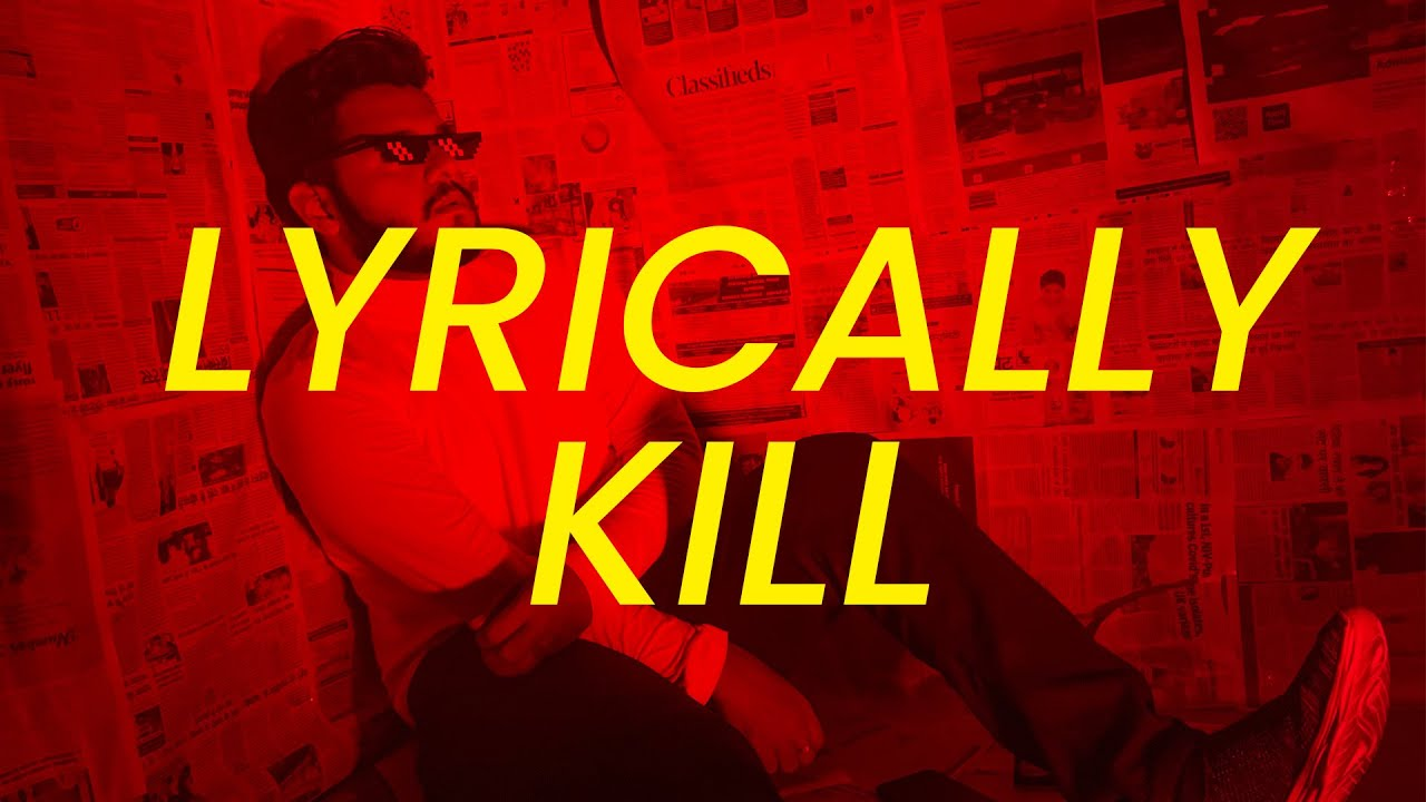 LYRICALLY KILL- M EAGLE.