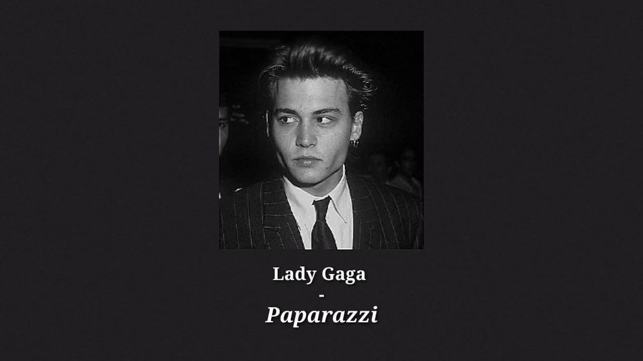 Lady Gaga - Paparazzi (SLOWED DOWN + Reverb)