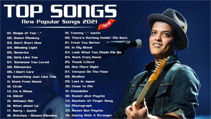 Latest English Songs 2021  Pop Hits 2020 New Popular Songs