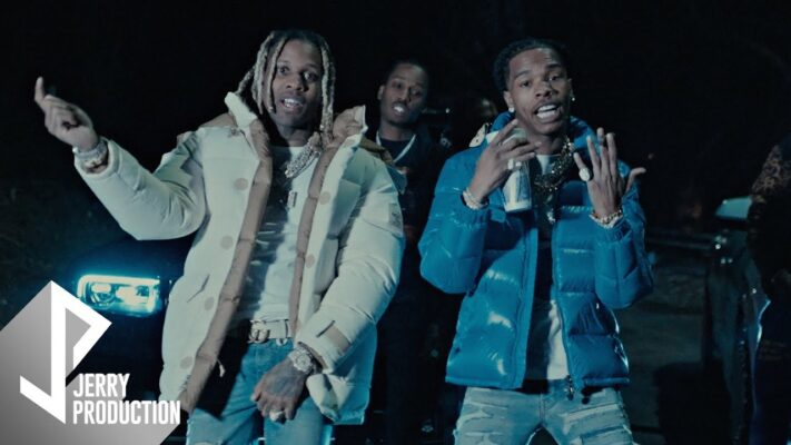 Lil Durk - Finesse Out The Gang Way feat. Lil Baby (Official