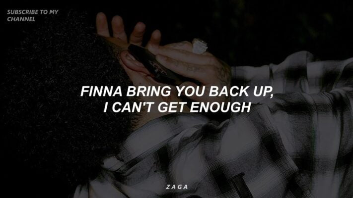 Lil Mosey - Enough (Lyrics)
